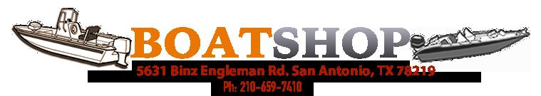 Boat Shop San Antonio